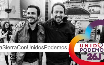 La Sierra con Unidas Podemos