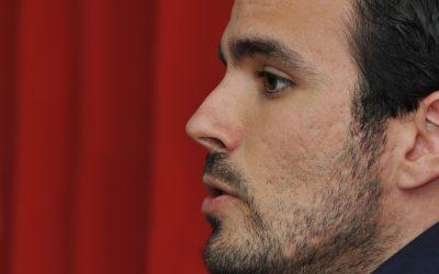 """Garzón pide a los/as votantes de izquierdas """"no caer en la frustración"""" y asegura que """"es el momento de Unidos Podemos"""" para """"canalizar las ganas de cambio"""""""