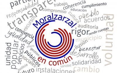UNIDAD POPULAR – Planes de IU Moralzarzal