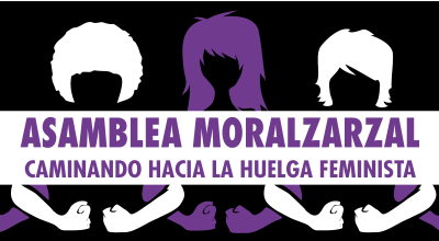 Asamblea informativa Huelga Feminista 8M en Moralzarzal